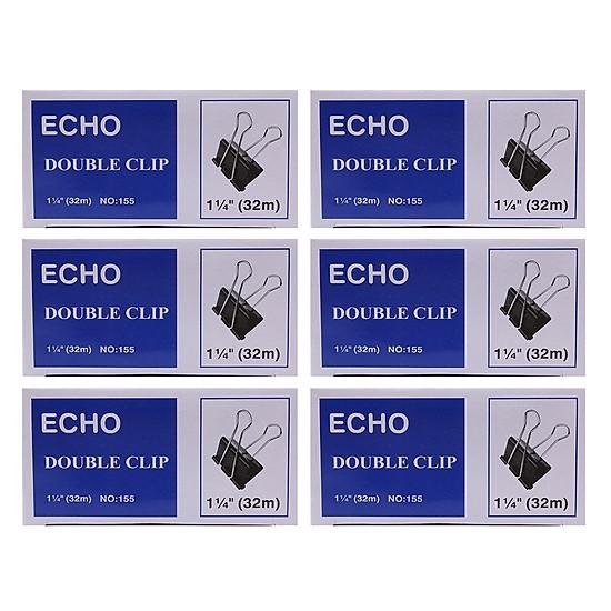 Kep đen ECHO 32mm(10h)